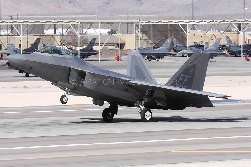 03-4039 | Lockheed Martin F-22A Raptor | United States Air Force