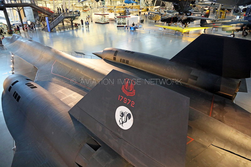 61-7972 | Lockheed SR-71 | United States Air Force