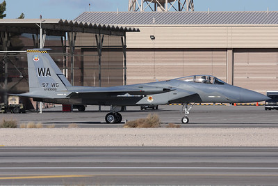 83-0019 | McDonnell Douglas F-15C | United States Air Force