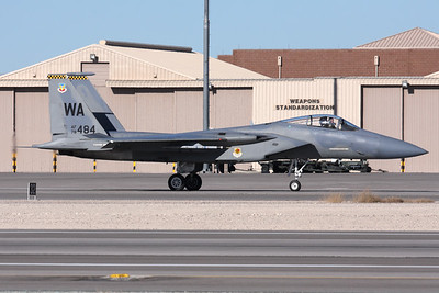 78-0484 | McDonnell Douglas F-15C | United States Air Force