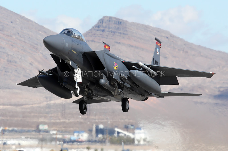 87-0173 | McDonnell Douglas F-15E | United States Air Force