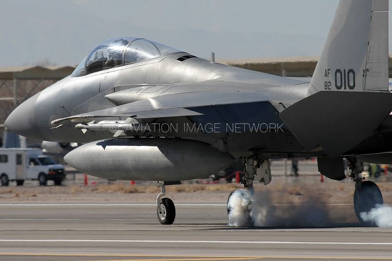 82-0010 | McDonnell Douglas F-15C | United States Air Force
