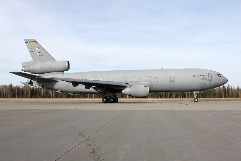 84-0192 | McDonnell Douglas KC-10A Extender | United States Air Force