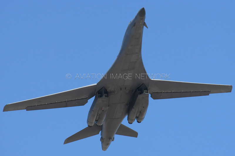 86-0133 | Rockwell B-1B Lancer | United States Air Force