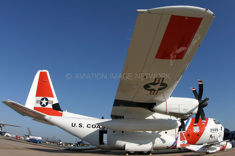 2005 | Lockheed HC-130J Hercules | United States Coast Guard