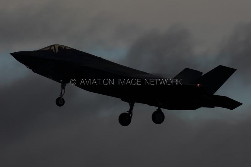 168726 | Lockheed Martin F-35B Lightning II | United States Marine Corps