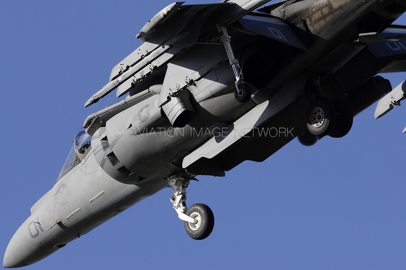 164566   McDonnell Douglas AV-8B Harrier II +   United States Marine Corps