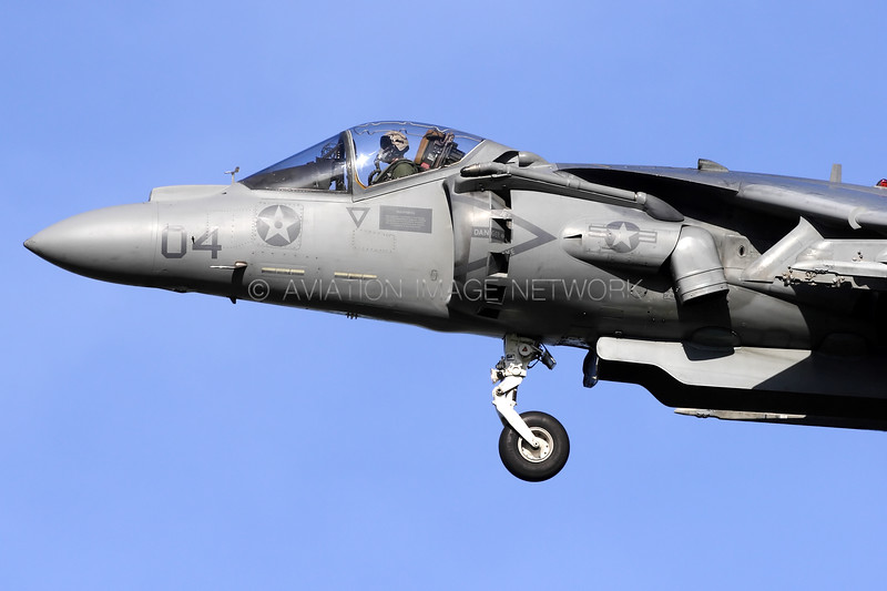165002 | McDonnell Douglas AV-8B+ Harrier | United States Marine Corps
