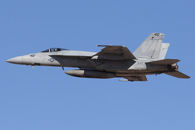 166445 | Boeing F/A-18E Super Hornet | United States Navy