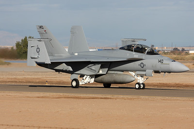 166847 | Boeing F/A-18F Super Hornet | United States Navy