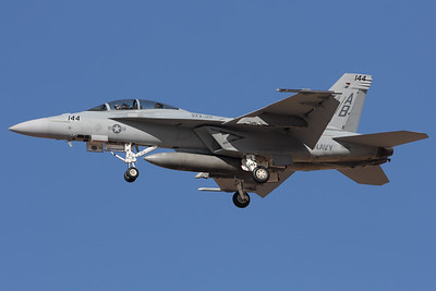 166816 | Boeing F/A-18F Super Hornet | United States Navy