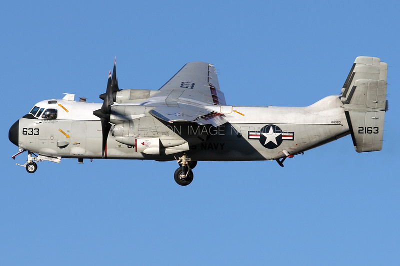 162163 | Grumman C-2A Greyhound | United States Navy