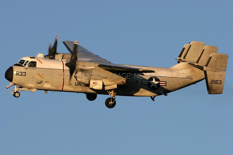 162163 | Grumman C-2A Greyhound | United States Navy