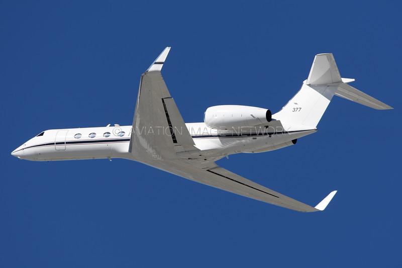 166377 | Gulfstream C-37B | United States Navy