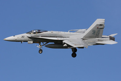 McDonnell Douglas F/A-18C | United States Navy