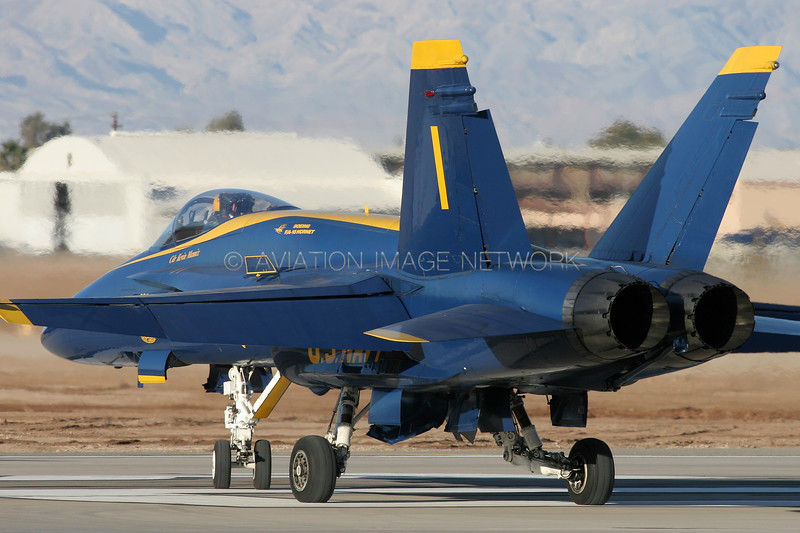 ****** | McDonnell Douglas F/A-18A | United States Navy Blue Angels
