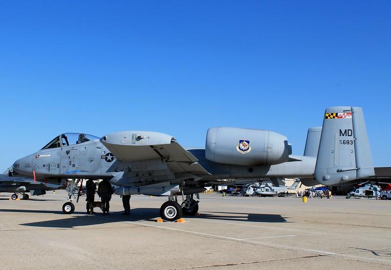 Maryland ANG [78-683] at Joint Base McGuire Wrightstown, NJ - May 2014