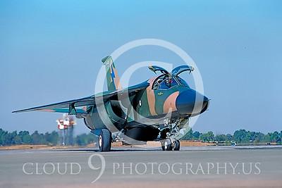 F-111FORG 00001 Gen Dynamics F-111 Australian 1985 McClellan by Peter J Mancus