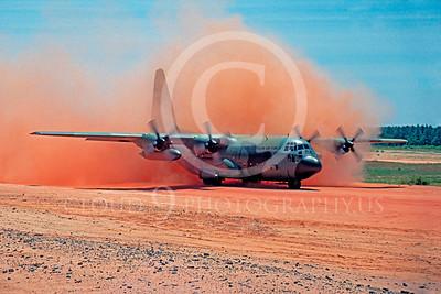 C-130Forg 00021 Lockheed C-130 Hercules Royal Austrailian Air Force June 1990 by Peter B Lewis