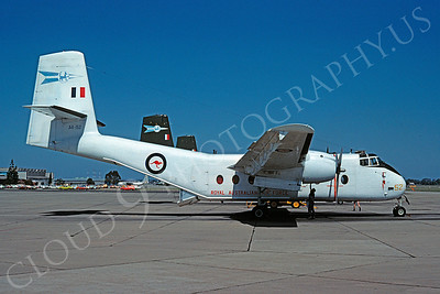 de Havilland Canada DHC-4 Caribou 00003 de Havilland Canada DHC-4 Caribou Austrailian Air Force A4-152 20 November 1980