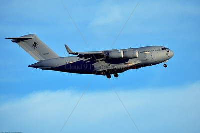 Royal Australian Air Force Boeing C-17 Globemaster III