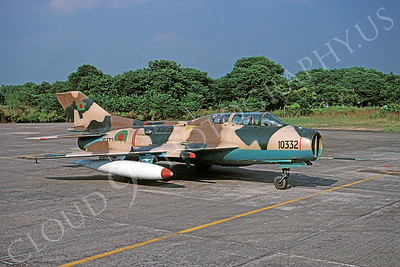 Shenyang FT-6 Farmer 00001 Shenyang FT-6 Farmer Bangladesh Air Force 10332 November 1998 via African Aviation Slide Service