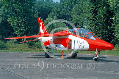 EE-Alpha Jet 00007 Dassault Alpha Jet Belgium Aiir Force via African Aviation Slide Service