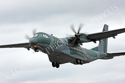 CASA C-295M 00002 Brazilian Air Force by Peter J Mancus