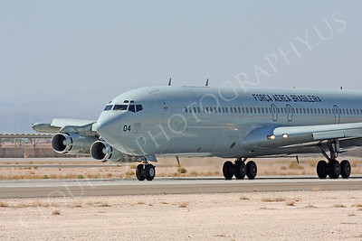CUNMJ 00054 Boeing KC-137 Brazilian Air Force by Carl E Porter