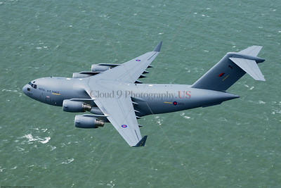 C-17 of 99 Sqn