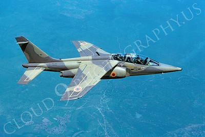 Dassault Alpha Jet 00014 Dassault Alpha Jet Cameroon Air Force via African Aviation Slide Service