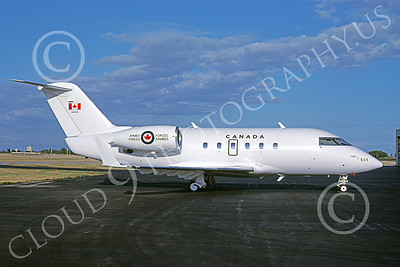 CC-144 00003 A static Canadair CC-144 Challenger Canadian Armed Forces 144608 7-1985 military airplane picture by Samuel Kennedy