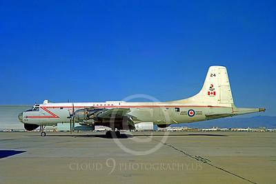 Canadir Argus 00003 Canadir Argus Canadian Armed Forces CP-107 Argus 27 March 1976 by Michael Grove, Sr