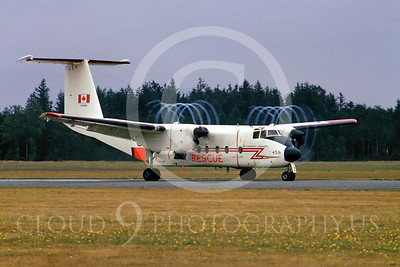 C-7Forg 00003 de Havillad C-7 Caribou Canadian Armed Forces 115458 August 1973 by Peter B Lewis