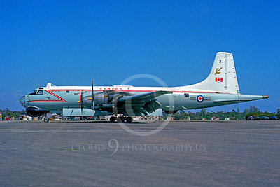 Canadir Argus 00005 Canadir Argus Canadian Armed Forces CP-107 10721 1977 by Peter B Lewis