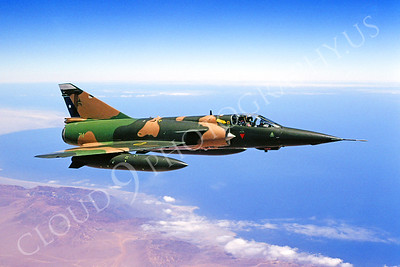 Dassault Mirage 5A 00002 Dassault Mirage 5A 00002 Columbian Air Force via African Aviation Slide Service