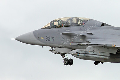 CUNMJ 00154 SAAB JAS 39 Gripen Czech Air Force by Peter J Mancus