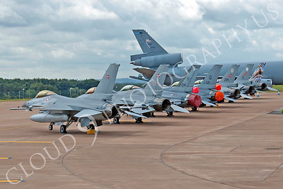 F-16Forg 00081 Lockheed Martin F-16 Fighting Falcon Danish Air Force by Alasdair MacPhail