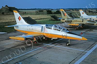 Aero Vodochody L-39 Albatross 00005 Aero Vodochody L-39 Albatross East German Air Force August 1990 via African Aviation Slide Service