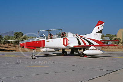 NAMC K-8 00001 Egyptian Air Force September 2006 via African Aviation Slide Service