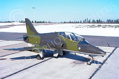 BAE Hawk 00031 A static BAE Systems Hawk Finnish Air Force HW-254 4-1994 military airplane picture by Jyrki Laukkanen