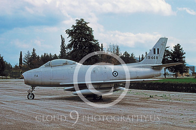 F-86Forg 00011 North American F-86 Sabre Finnish Air Force April 1993 via AASS