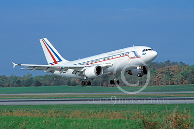 Airbus A310 00004 Airbus A310 French Air Force 12 October 2003 by S W D Wolf