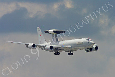 E-3Forg 00026 Boeing E-3 Sentry French Air Force 36-CD by Stephen W D Wolf