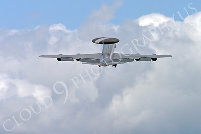 E-3Forg 00022 Boeing E-3 Sentry French Air Force 36-CD by Stephen W D Wolf