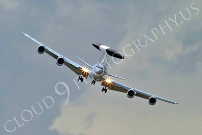 E-3Forg 00018 Boeing E-3 Sentry French Air Force 36-CD by Stephen W D Wolf