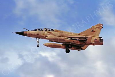 Dassault Mirage 2000 00016 Dassault Mirage 2000 French Air Force 3-JL September 1996 by Peter J Mancus