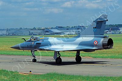 Dassault Mirage 2000 00011 Dassault Mirage 2000 French Air Force 5-OF by S W D Wolf