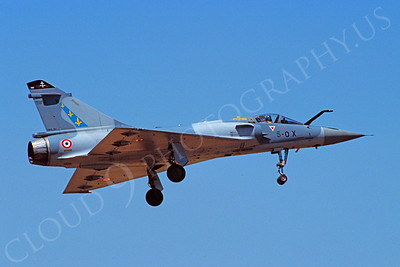 Dassault Mirage 2000 00016 Dassault Mirage 2000 French Air Force 5-OX 14 June 2005 by S W D Wolf