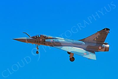 Dassault Mirage 2000 00018 Dassault Mirage 2000 French Air Force 5-OX 5 June 2002 by S W D Wolf